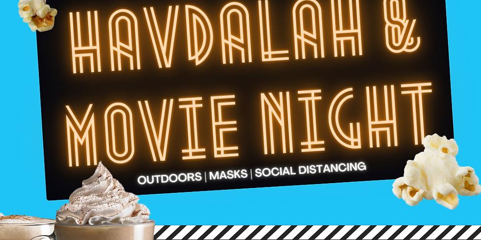 Havdalah & Movie Night