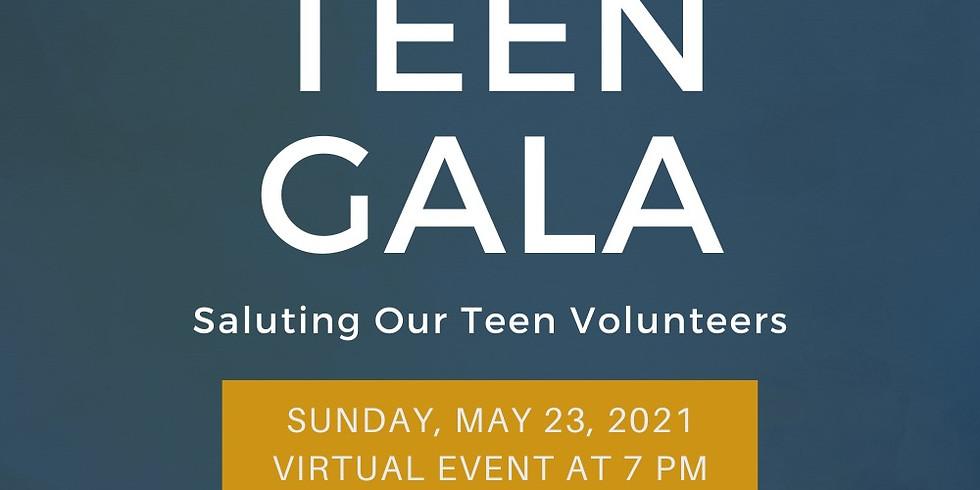 Teen Gala & JText Raffle
