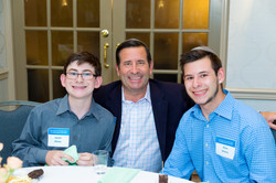 Jason Hines, Dan Hines (father), Alex Hines of Woodcliff Lake.jpg