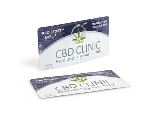 CBD Pain Relief Ointment - Travel Size