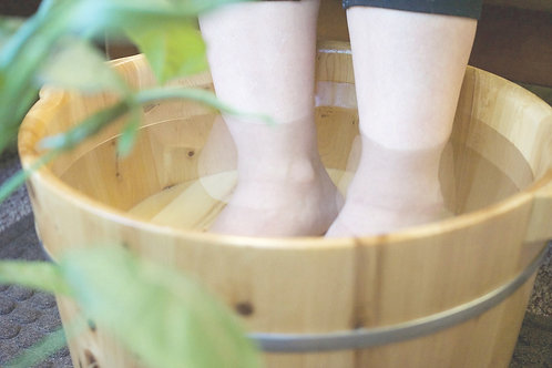 Tibetan Herbal Healing Foot Soak