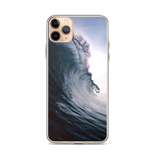 Follow The Light - iPhone Case