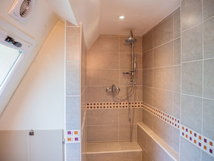 The Upstairs Shower Room