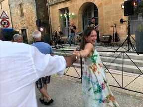 Night Market - Dancing