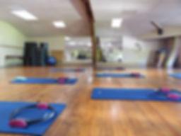 Salle Pilates