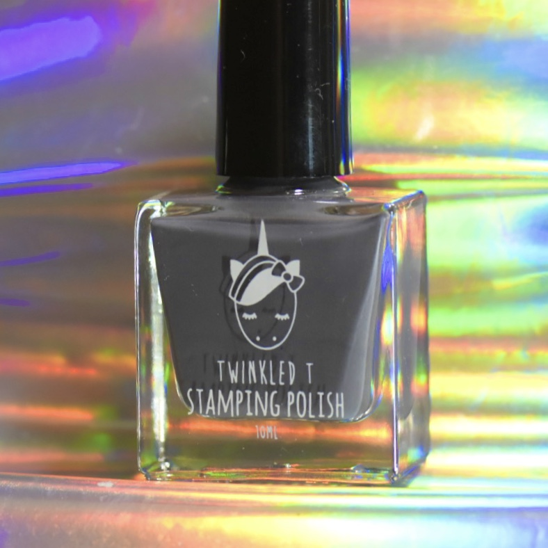"TwinkledT ""Smokey"" polish"