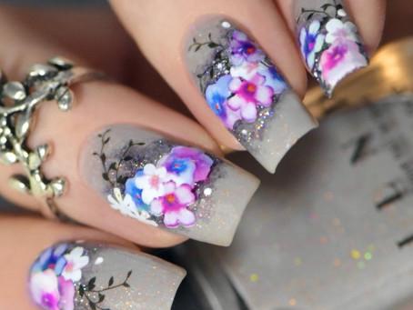 Blossom Nail Design