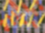 Primary Strokes of Colour - 1964