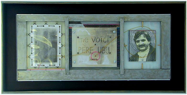 """""""Me voici, Père Ubu, LOVE""""  - 2000"""