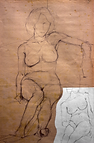 Art College Drawing 1968