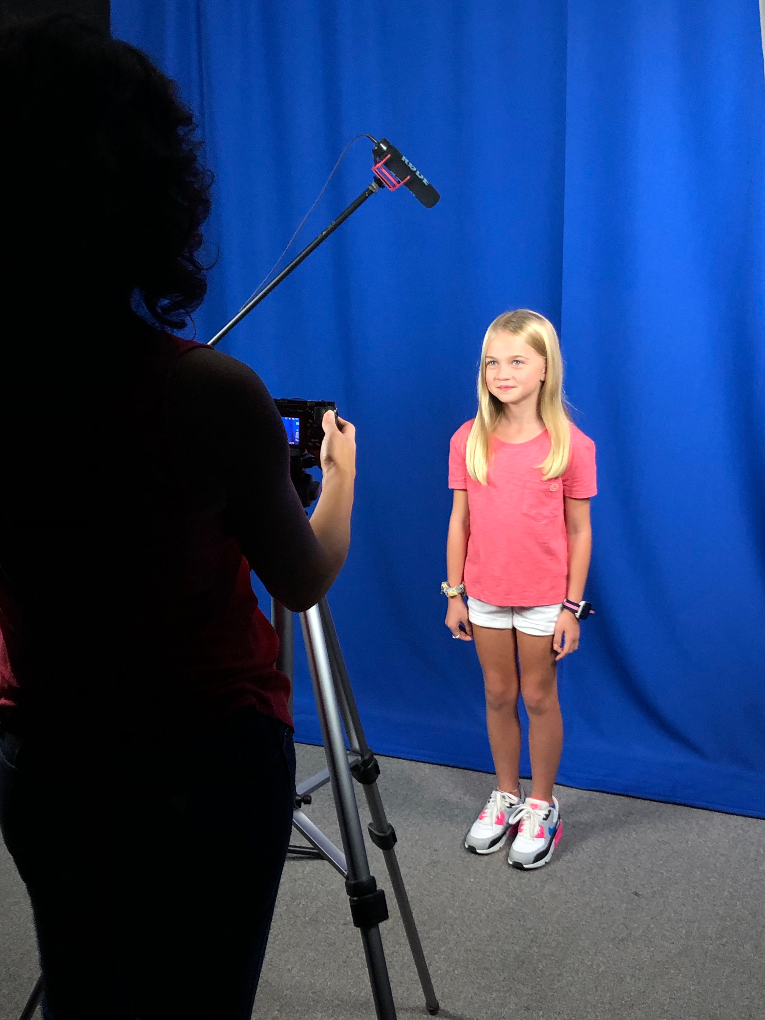 Audition Taping