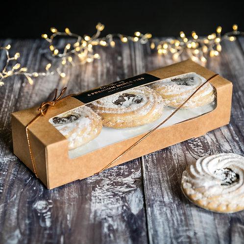 Warings Luxury Viennese Mince Pies x 6