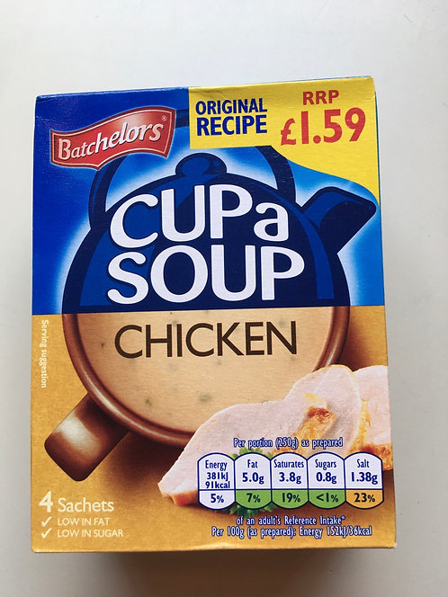 SR Cup a Soup Chicken 4 sachets