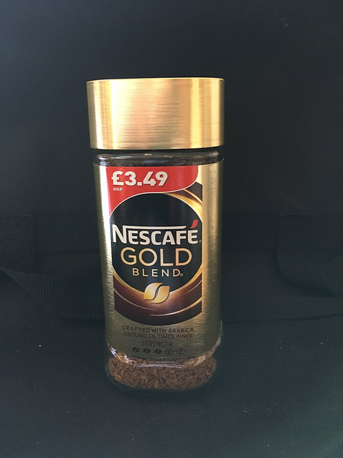 SR Nescafé Gold Blend Instant coffee 95g