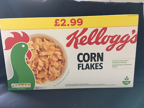 SR Corn Flakes 550g
