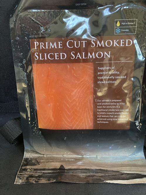 N - Smoked Salmon