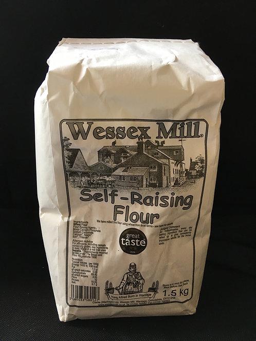 SR Self Raising Wheat Flour 1.5kg