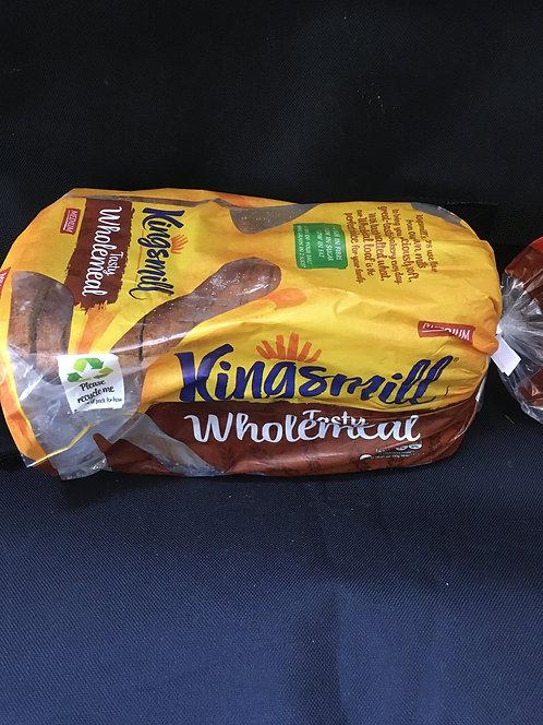 Kingsmill Wholemeal Sliced Bread - 800g