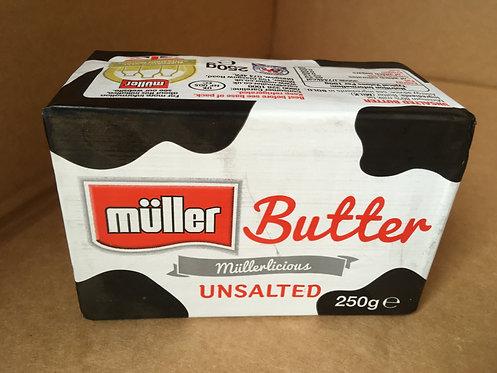 SR Unsalted Butter  250g