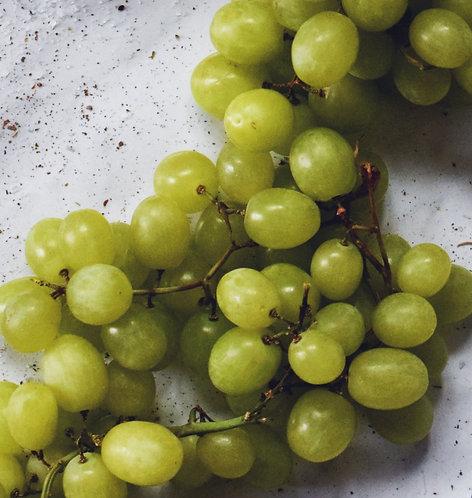 Grapes-  White grapes 500gms