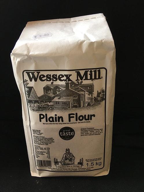 SR Plain Wheat Flour 1.5kg