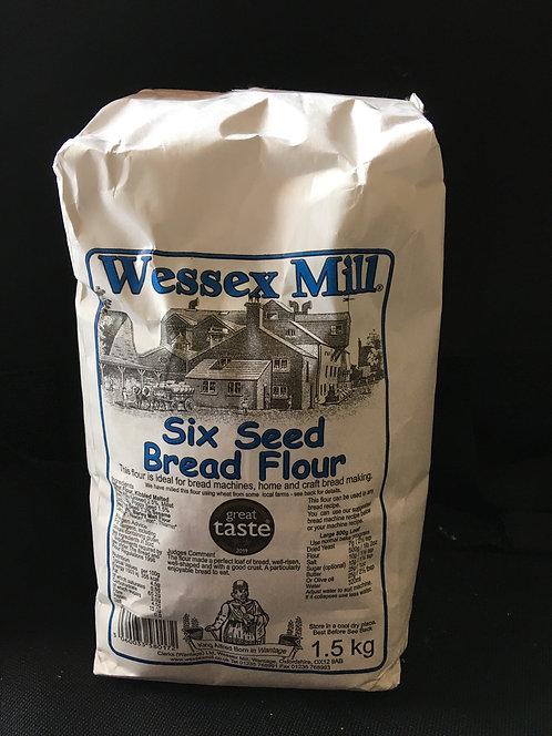 SR Six Seed Bread Flour 1.5kg