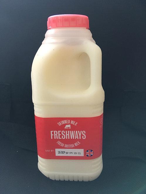 SR Skimmed Milk 1 Pint