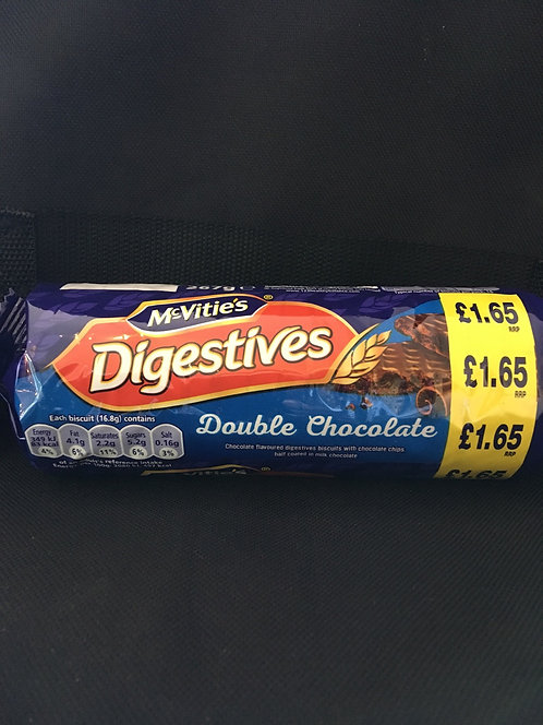 SR Chocolate Digestive Biscuits 267g