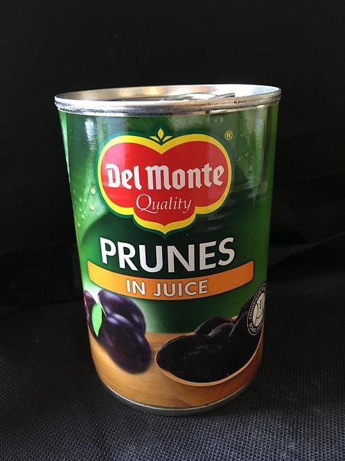 SR Tinned Prunes in Juice 410g