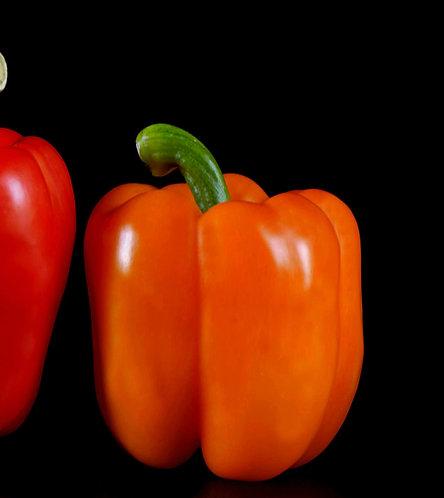 Orange Peppers -  each