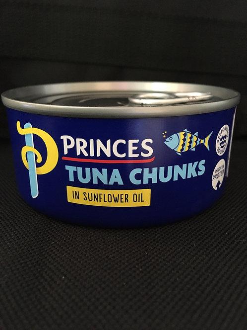 SR Tinned Tuna in Sunflower Oil 145g