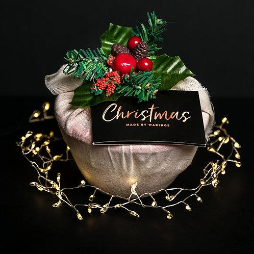 Warings Christmas Pudding 400g
