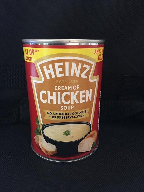 SR Cream of Chicken Soup Tinned 400g