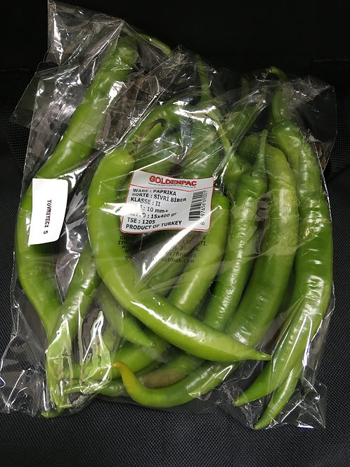 400g Turkish Chillies