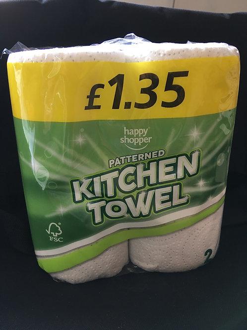 SR Kitchen Towels 2 rolls