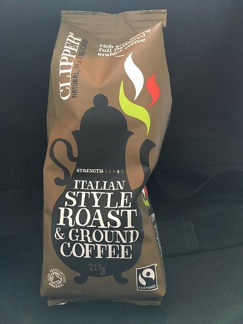 SR Italian style roast ground coffee 227g