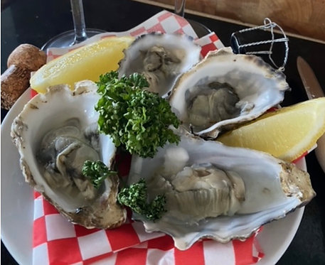 N - LARGE Mystery Shellfish Box  - with Oysters