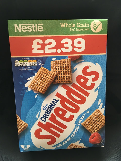 SR Shreddies Cereal 415g