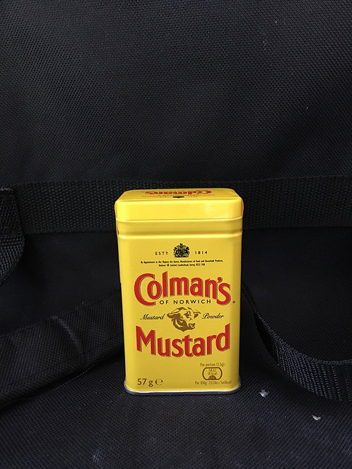 X Colman's Mustard Powder 57g