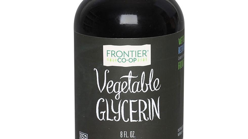 Frontier Vegetable Glycerin 8 fl. oz.