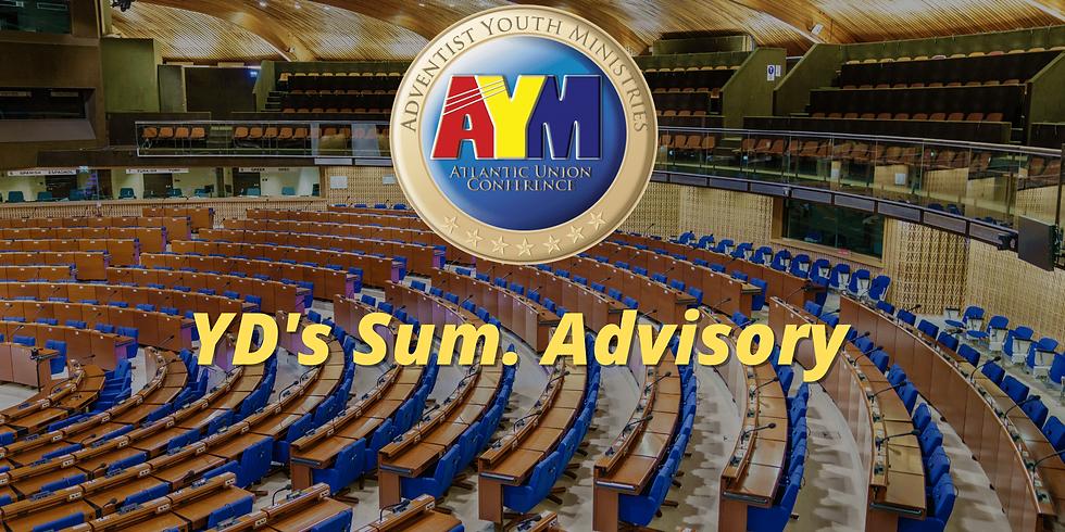 YD's Sum.  Advisory