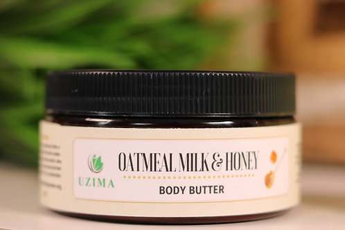 Oatmeal Milk Honey Body Butter