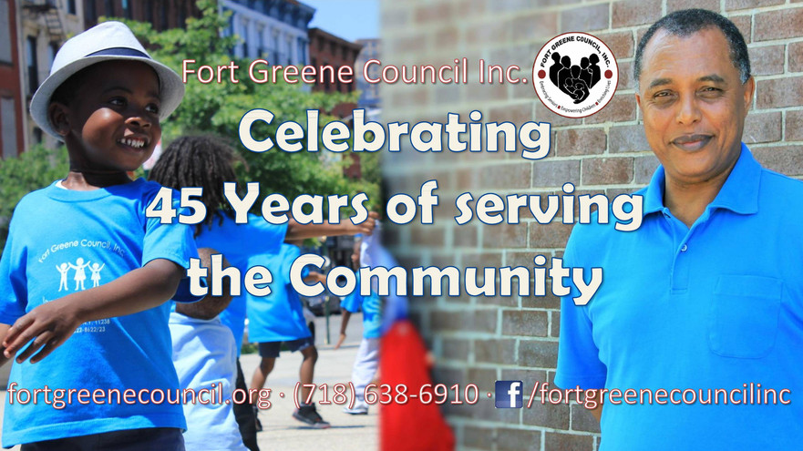 Celebrating 45th Years of serving  the C