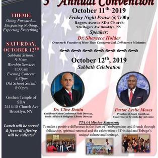TTAAA 3rd Annual Convention Photo Album