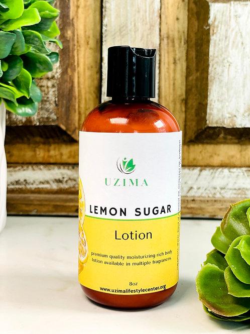 Lemon Sugar Moisture Rich Body Lotion