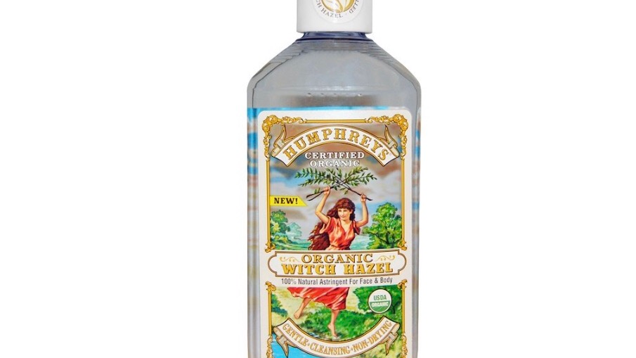 Humphrey's Certified Organic Witch Hazel, 8 fl oz