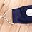 Thumbnail: 1pc kids Face Mask Valve Breathable