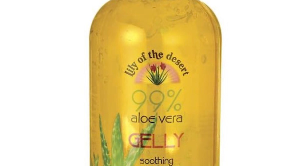 Lily of the Desert 99% Aloe Gelly