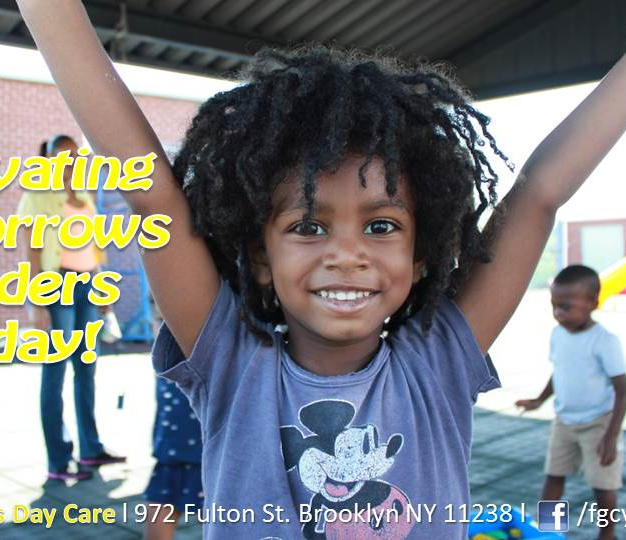 Young Minds Day Care Front