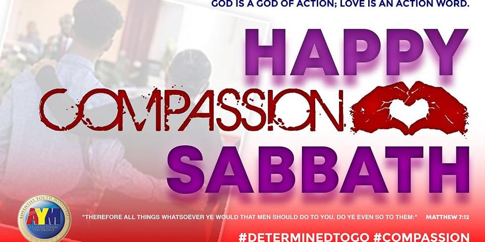 AU AYM's Compassion Sabbath